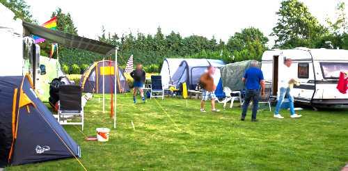 Hollandmencamp Gaycamping In Loosdrecht